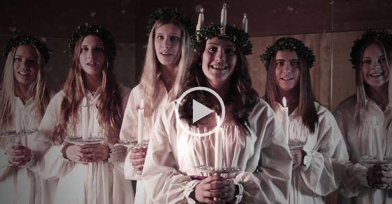Luciafilm från en av våra samarbetspartners