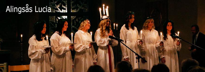 Rösta fram Alingsås Lucia 2016